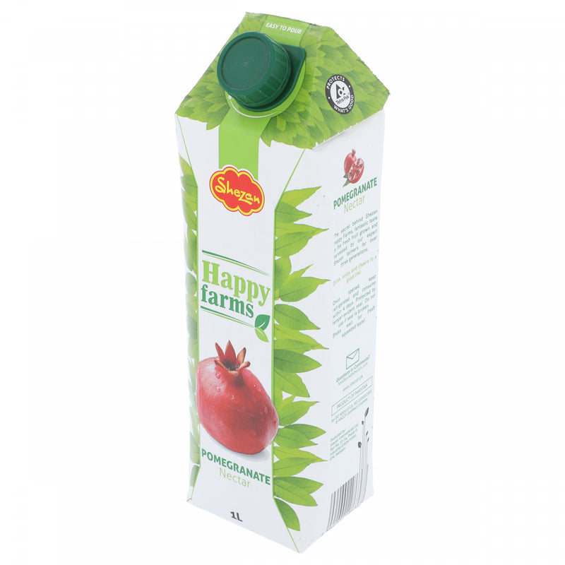 Shezan Happy Farms Pomegranate Nectar 1 Litre