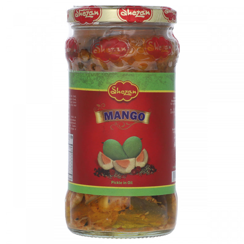Shezan Mango Pickle in Oil 330g