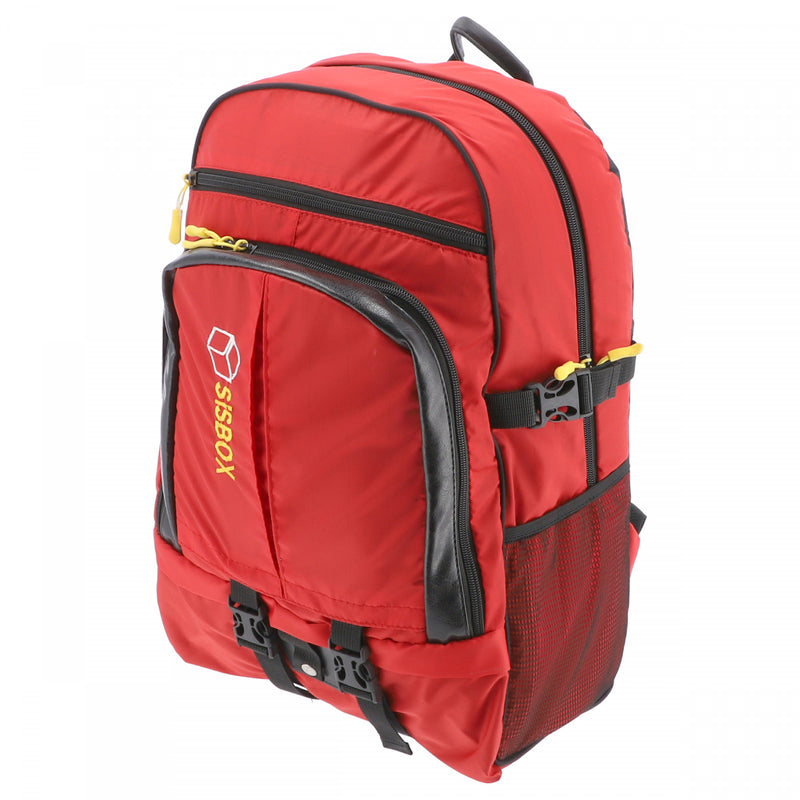 Sixbox Laptop Bag Pack Red