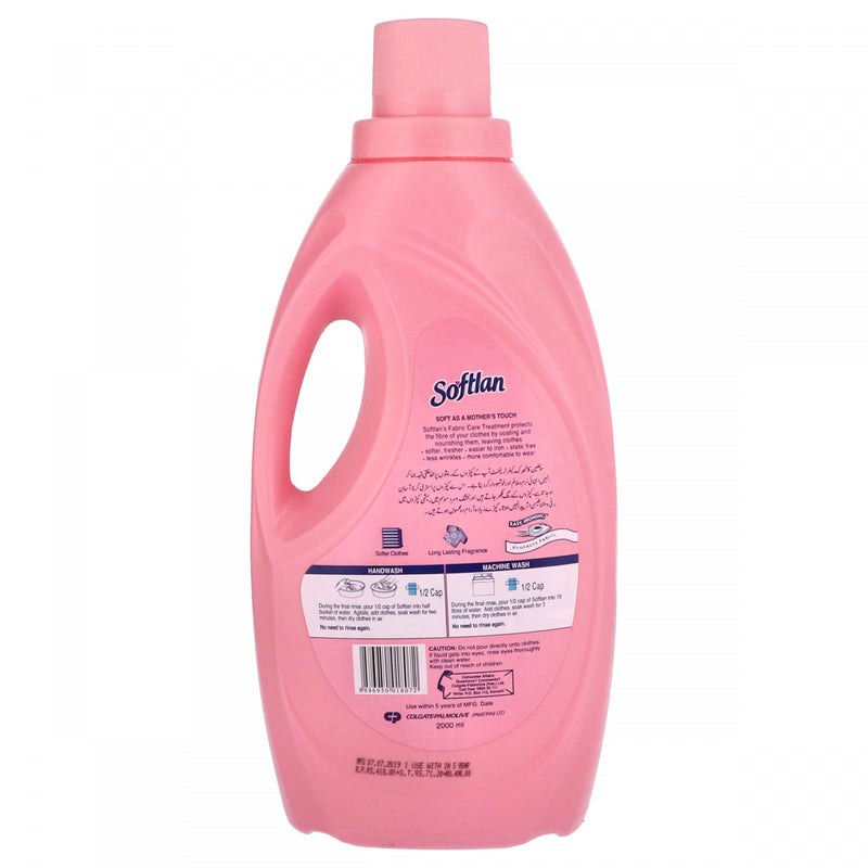 Softlan Floral Fantasy Fabric Conditioner 1 Litre