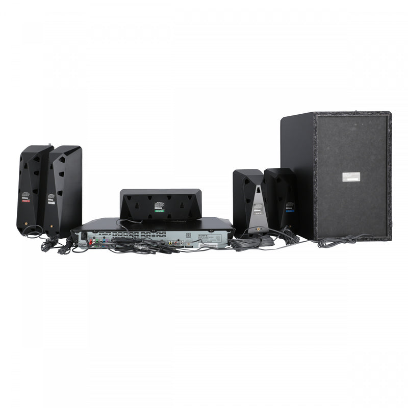Sony DVD Home Theatre System DAV-DZ350 Black