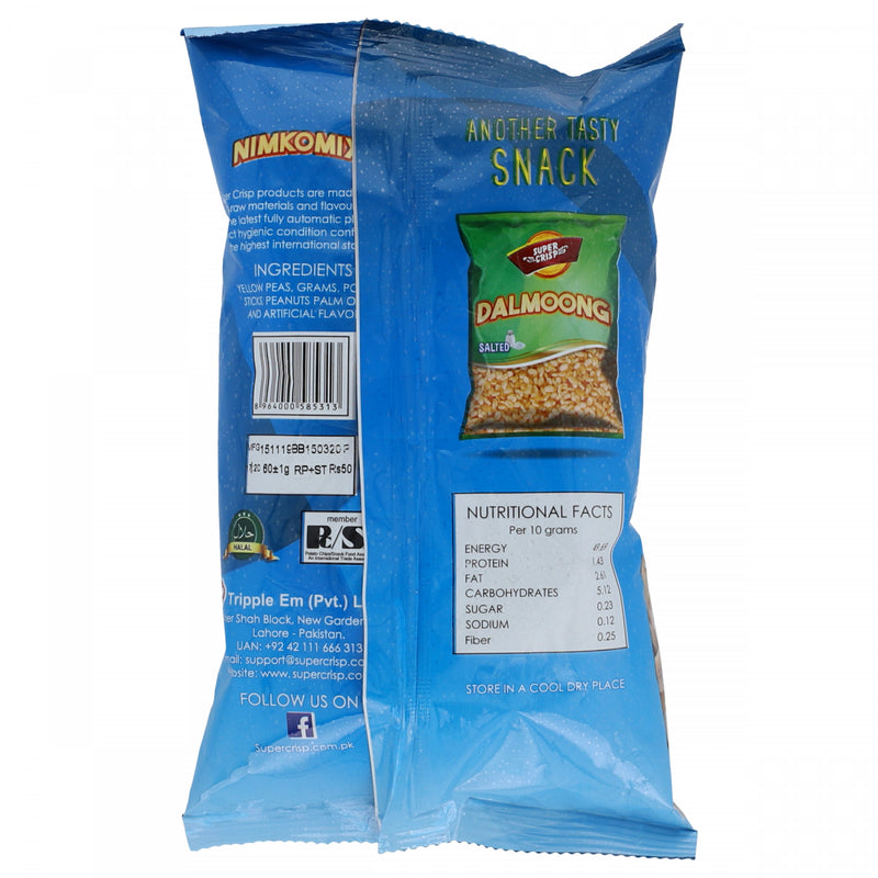 Super Crsip Nimkomix Spicy 60g