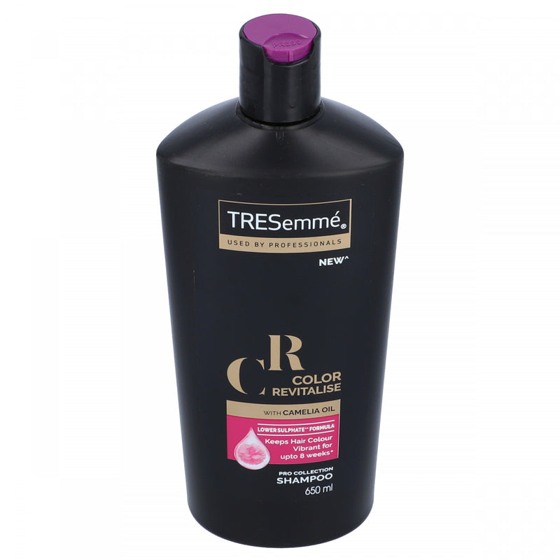 Tresemme Color Revitalise with Camelia Oil Pro Collection Shampoo 650ml