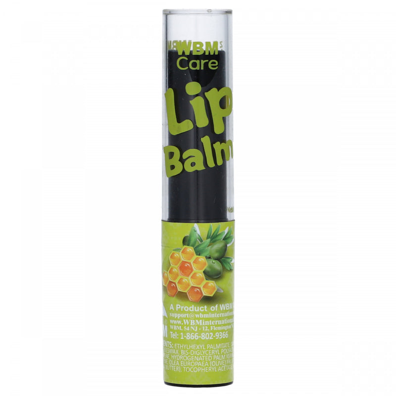 WBM Care Lip Balm Olive Honey 3.5g