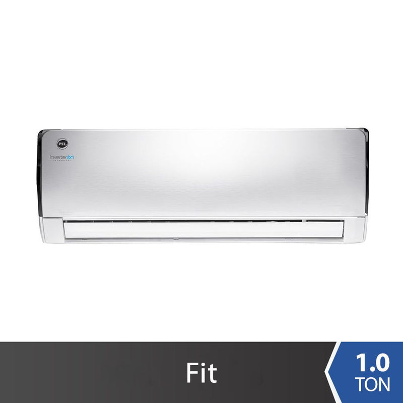 PEL InverterOn FIT Chrome Air Conditioner 1 Ton (H&C)