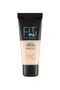 Maybelline New York Fit Me Liquid Foundation Matte & Poreless - 110 Porcelain