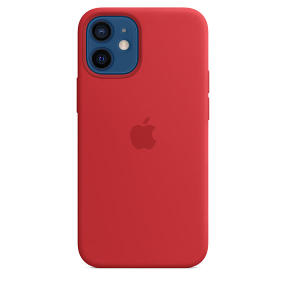 iPhone 12 mini Silicone Case with MagSafe