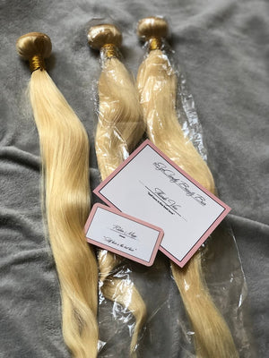 Russian Blonde Single Bundles