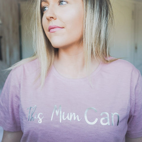 This mum CAN tee