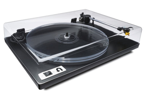 U-Turn Audio Turntable: Orbit Plus with Orbit Cue and Built in Pre-amp
