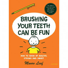 "Munro Leaf - ""Brushing Your Teeth Can Be Fun"""