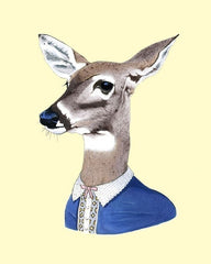 "Ryan Berkley - ""Doe"" Print"