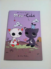 "Gus Fink - ""The Silly Fun Adventures of Miko & Cola"" Zine"