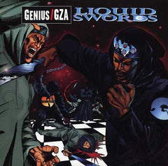Genius/Gza - Liquid Swords LP