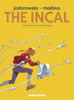 The Incal (Hardcover)