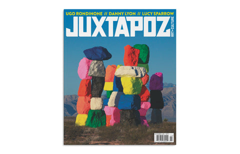 Juxtapoz - Issue 190 November 2016