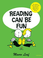 "Munro Leaf - ""Reading Can Be Fun"""