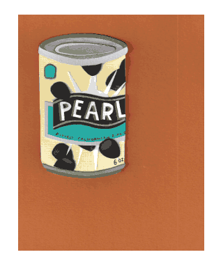 "Jess Cally - ""Joy in a Can Form"" Print"