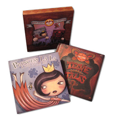 Artist Sisters Box of Stories
