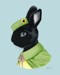 "Ryan Berkley - ""Black Rabbit"" Print"