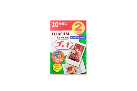 Fuji Instax Mini Double Pack