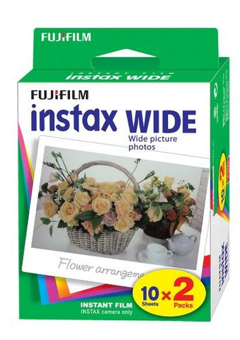 Fuji Instax Wide Film 2-Pack
