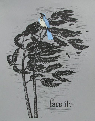 "Roger Peet - ""Face It"""