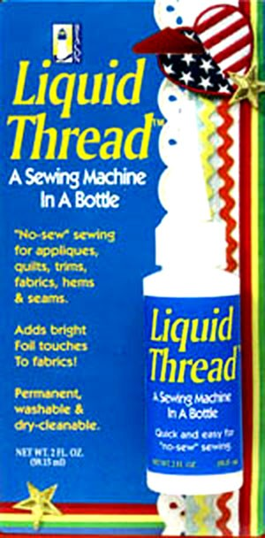 Liquid Thread: A Sewing Machine in a Bottle, 59ml ( 2 oz)