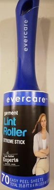 Evercare Lint Roller - 70 Sheets Extra Sticky