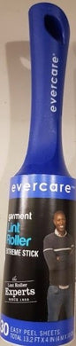 Evercare Lint Roller - 30 Sheets Extra Sticky