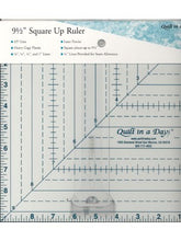 "9-1/2"" Square Up Ruler"