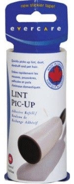 Evercare Lint Roller Refill - 40 Sheets