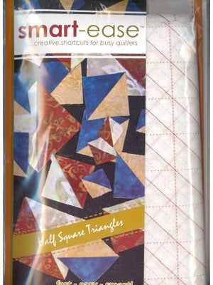 Smart-Ease Half Square Triangles Interfacing Pack