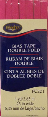 Bias Tape Double Fold 6mm x 3.7M