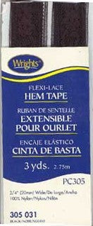 Flexi-Lace Hem Tape 20mm x 2.75M