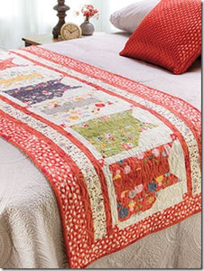 More Jelly Roll Quilts: 8 More Inspirational Patterns Perfect For Weekend Projects 4