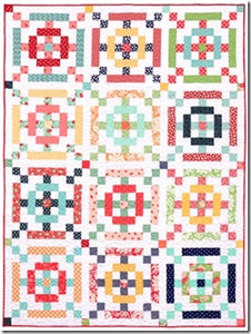 Moda All-Stars - Scraps Made Simple: 15 Sensationally Scrappy Quilts From Precuts 3