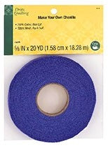 Dritz Quilting Make Your Own Chenille, 100% Cotton, 5/8