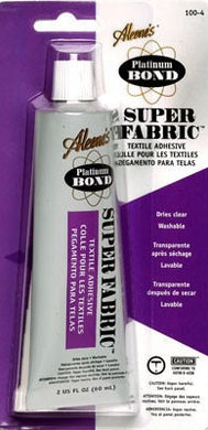 Aleene's Super Fabric Adhesive, 2 oz. (60 ml)