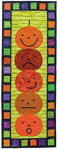 Festive Fall Quilts: 21 Fun AppliquŽ Projects for Halloween, Thanksgiving & More by Kim Schaefer 4