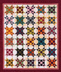 Block-Buster Quilts - I Love Star Blocks: 16 Quilts from an All-Time Favorite Block by Karen M. Burns 2