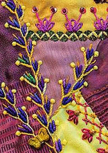The Visual Guide To Crazy Quilting Design: Simple Stitches, Stunning Results by Sharon Boggon 5