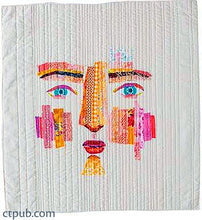 Making Faces In Fabric: Workshop with Melissa Averinos -ÊDraw, Collage, Stitch & Show 5
