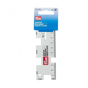 Prym Seam Gauge in Metal