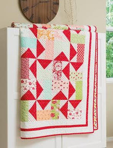 Cotton Way Classics: 13 Fresh Quilts for a Charming Home by Bonnie Olaveson 2