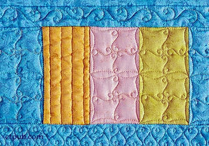 Making Connections-A Free-Motion Quilting Workbook: 12 Design Suites  For Long-arm or Domestic Machines by Dorie Hruska