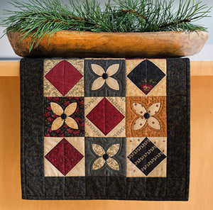 "Moda All-Stars - Lucky Charm Quilts: 17 Delightful Patterns for Precut 5"" Squares by Lissa Alexander 3"