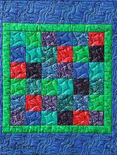 Making Connections-A Free-Motion Quilting Workbook: 12 Design Suites  For Long-arm or Domestic Machines by Dorie Hruska 5