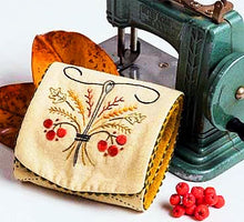 Stitches from the Harvest: Hand Embroidery Inspired by Autumn by Kathy Schmitz 3