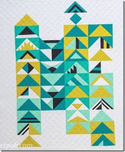 Modern Triangle Quilts: 70 Graphic Triangle Blocks 11 Bold Samplers by Rebecca Bryan 3
